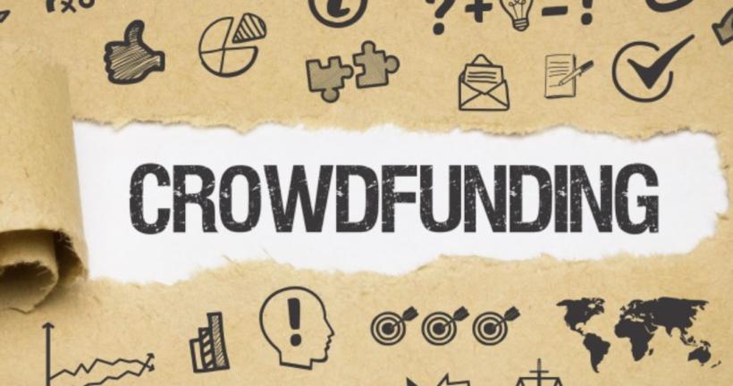 jeunes créateurs d'entreprise et crowdfunding