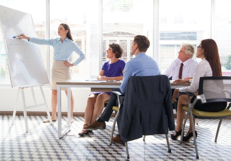 Les formations pour créateurs et repreneurs